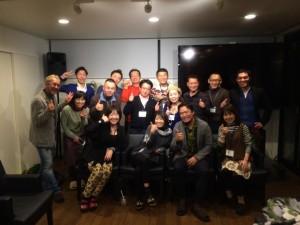 尾崎里美先生とのコラボ経営者塾も楽しかった(^^